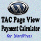 TAC Page View Payment Calculator