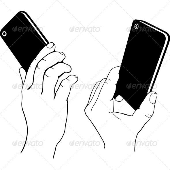 GraphicRiver Mobilephone 5559500