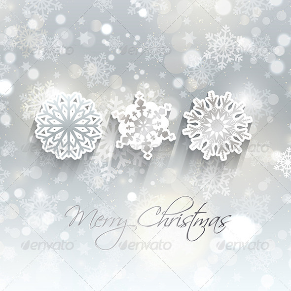 GraphicRiver Christmas Background 5560170