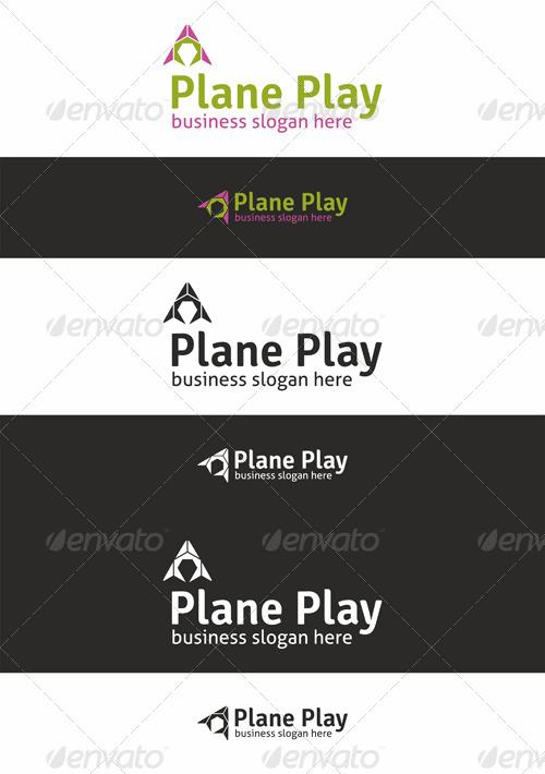 Plane Play Media Logo