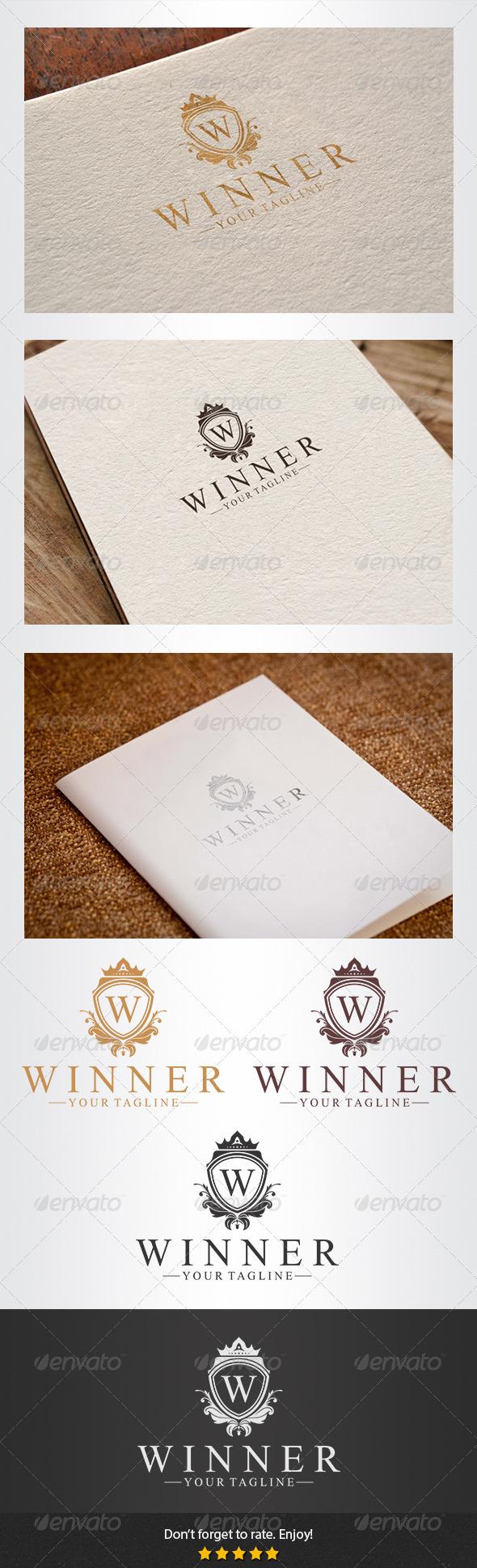 GraphicRiver Winner Logo 5560618