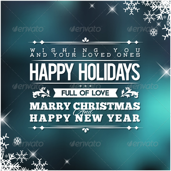 GraphicRiver Christmas Greeting Card 5561457