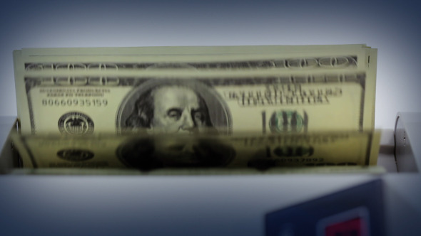 VideoHive Banknote Counter 5561477