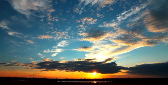 VideoHive Sunset 5562142