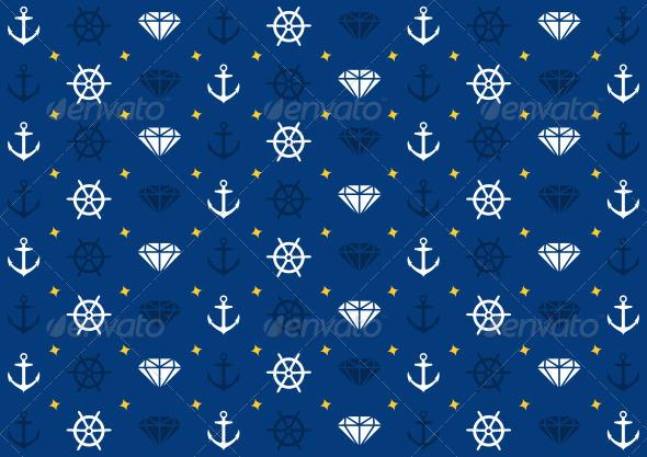 GraphicRiver Nautical Background 5562315
