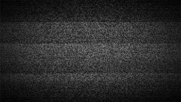 VideoHive TV Noise 5562376