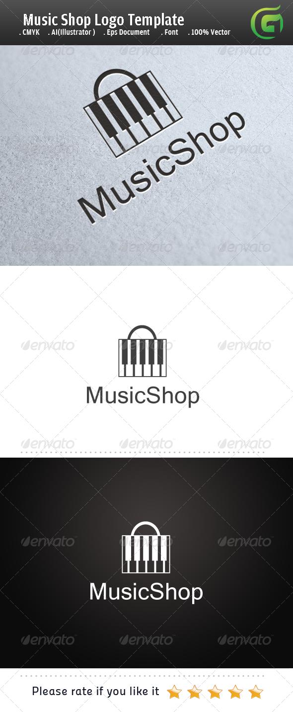 GraphicRiver MusicShop 5563664