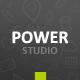 Link toPower studio - one page parallax portfolio