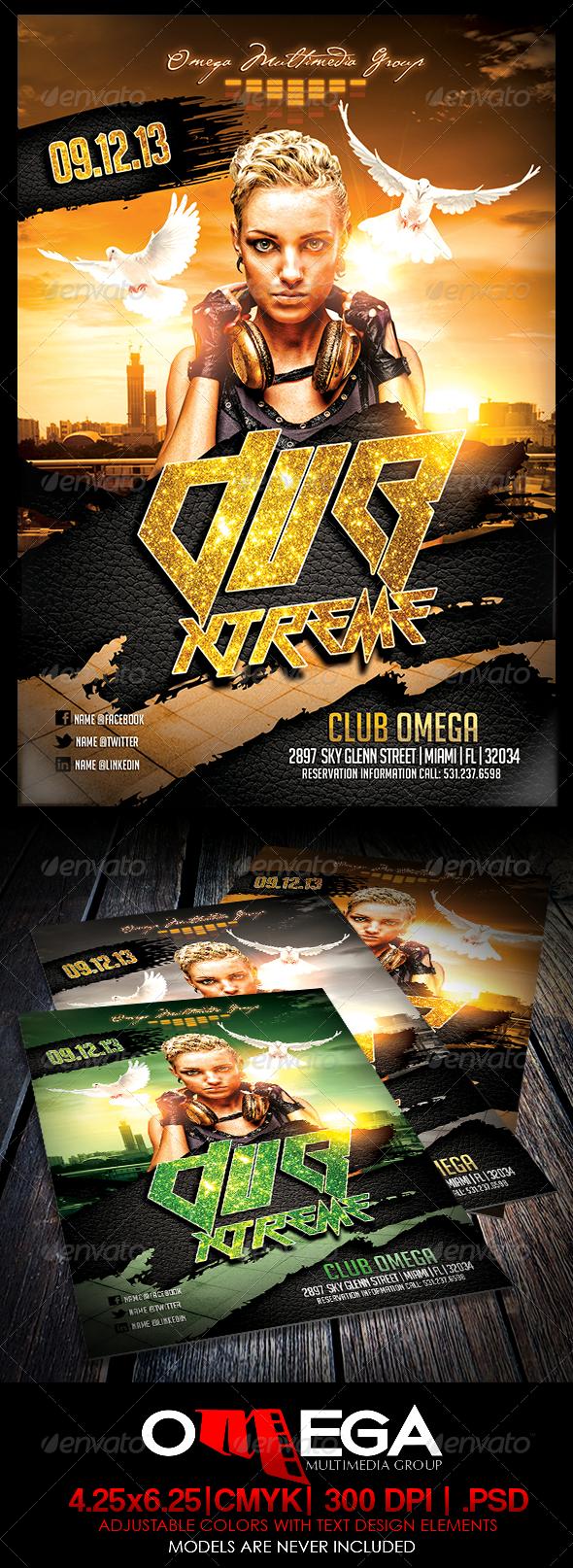 GraphicRiver Dub Xtreme 5565054