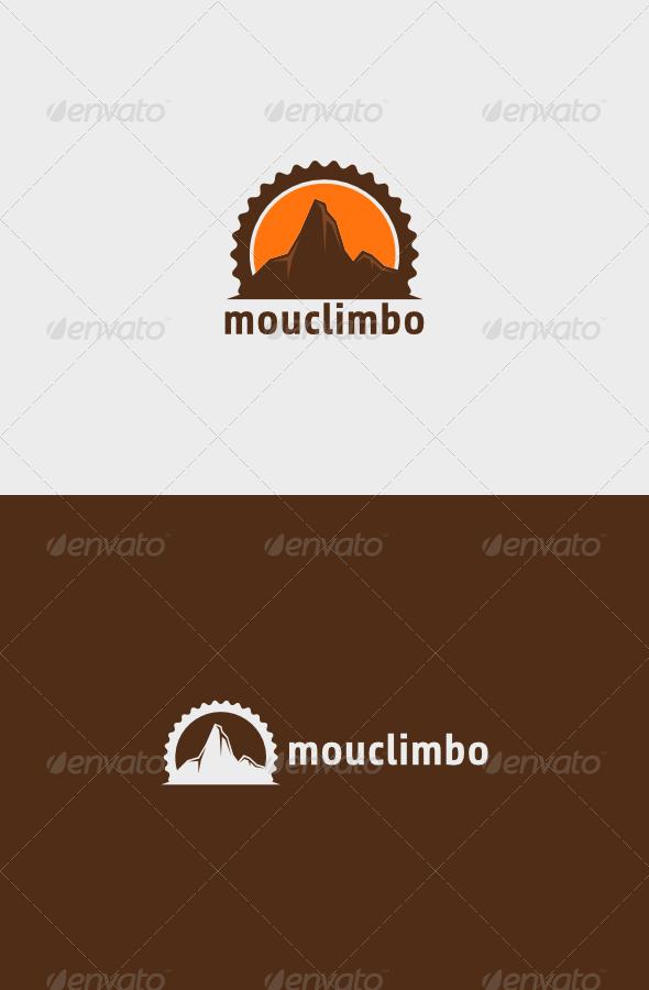 GraphicRiver Mouclimbo Logo 5502811