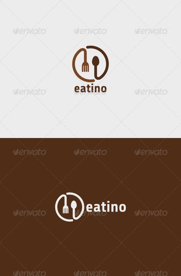 GraphicRiver Eatino Logo 5565159