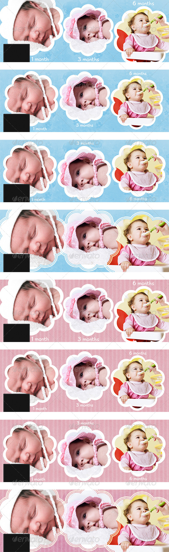 GraphicRiver Baby A Cute Facebook Timeline Cover Template 5566704