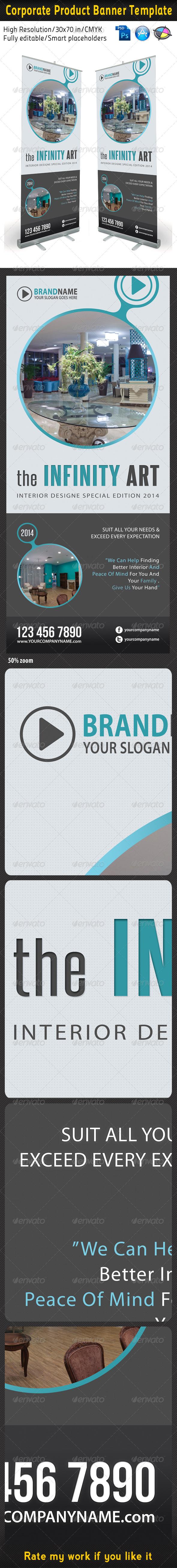 GraphicRiver Corporate Multipurpose Banner Template 07 5566713