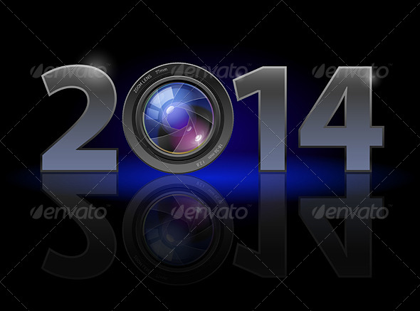 GraphicRiver New Year 2014 5567805
