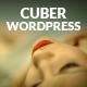 Cuber - Modern Responsive Minimal WordPress Theme