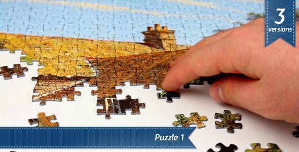 VideoHive Puzzle 1 5568274