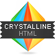 Crystalline - Premium HTML5 Template - ThemeForest Item for Sale