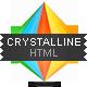 Link toCrystalline - premium html5 template