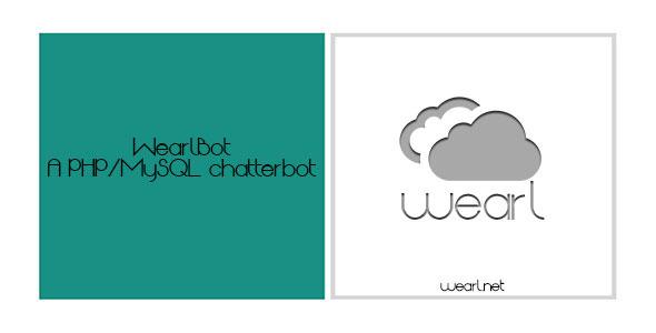 CodeCanyon WearlBot A PHP MySQL chatterbot 5568810