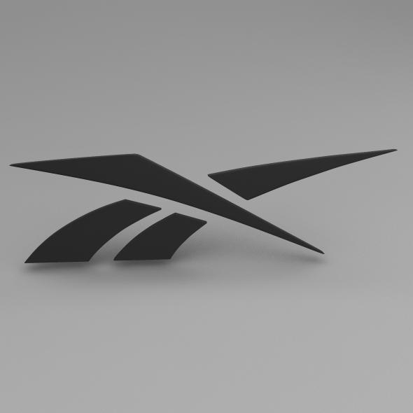 3DOcean Reebok Logo 5554435