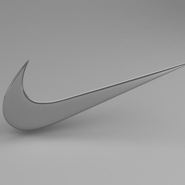 3DOcean Nike logo 5534755