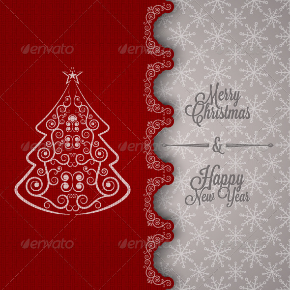 GraphicRiver Merry Christmas and Happy New Year 5569200