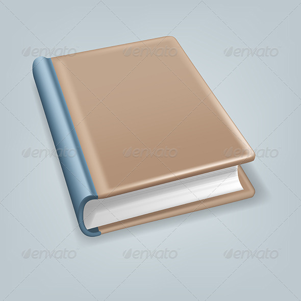 GraphicRiver Book Icon 5570052