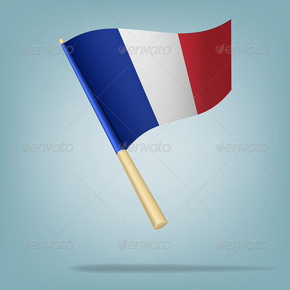 GraphicRiver Flag of France 5570097