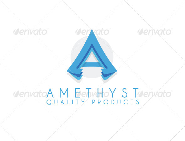 GraphicRiver Letter A Logo 5571462