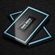 Elegant Digital Business Card - GraphicRiver Item for Sale