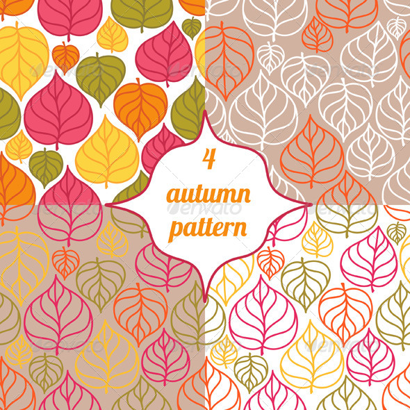GraphicRiver Autumn Leaves 5571680