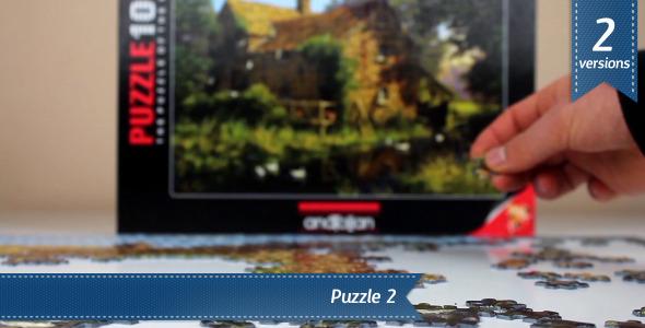 VideoHive Puzzle 2 5571832