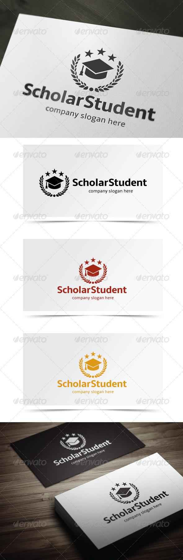 GraphicRiver Scholar Student 5572338