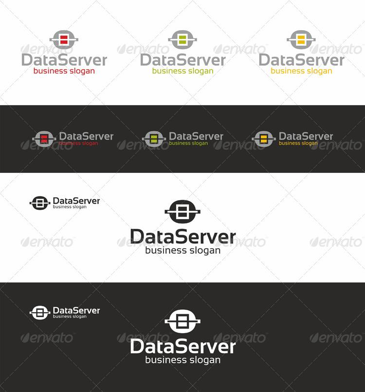 Data Server Logo