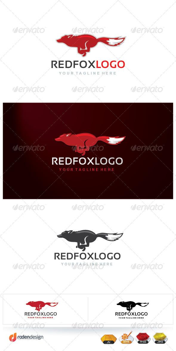 GraphicRiver Fox Logo 5573131