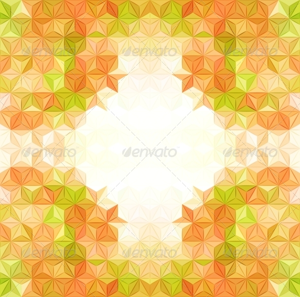 GraphicRiver Abstract Yellow Background 5573931