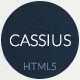 Link toCassius - modern & flat multi-purpose template
