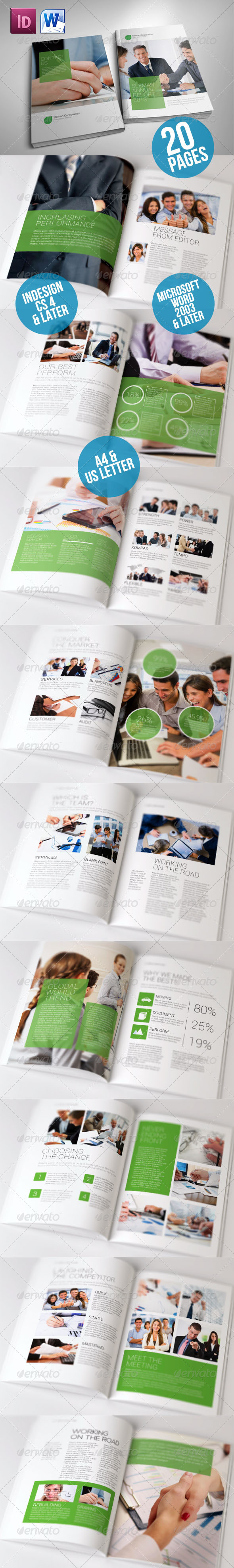 Simple Brochure - Corporate Brochures