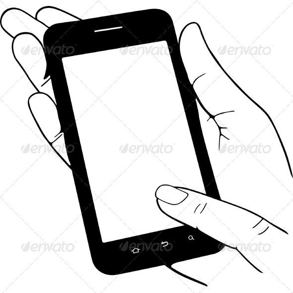 GraphicRiver Mobile Phone 5574596