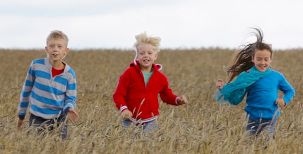 VideoHive Freedom of Being a Child 5575010