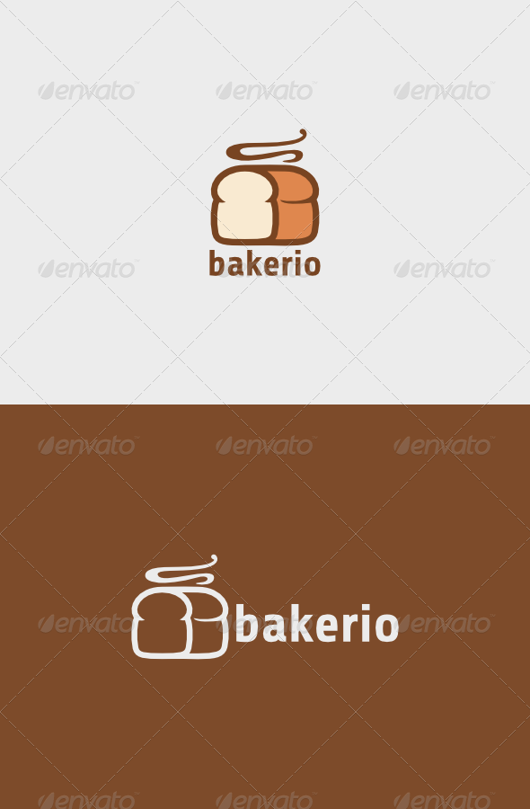 GraphicRiver Bakerio Logo 5575033
