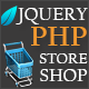 JQuery PHP Store / Shop