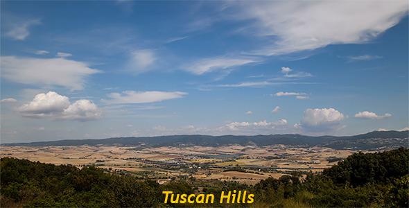 VideoHive Tuscan Hills 5499871