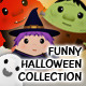 Funny Halloween Collection - GraphicRiver Item for Sale