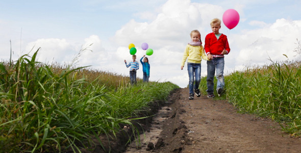 VideoHive Kids on the Way 5575788