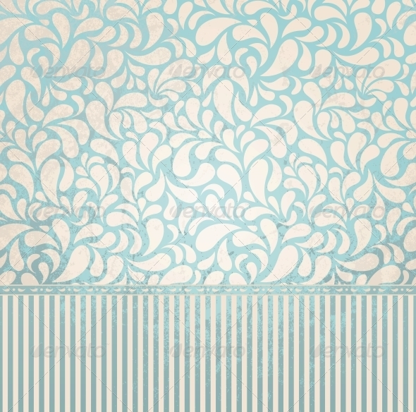 GraphicRiver Vintage Wallpaper 5575824