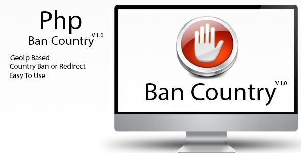 CodeCanyon Ban Country Framework 5576918