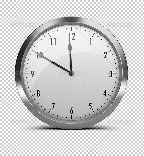 GraphicRiver Clock 5576965