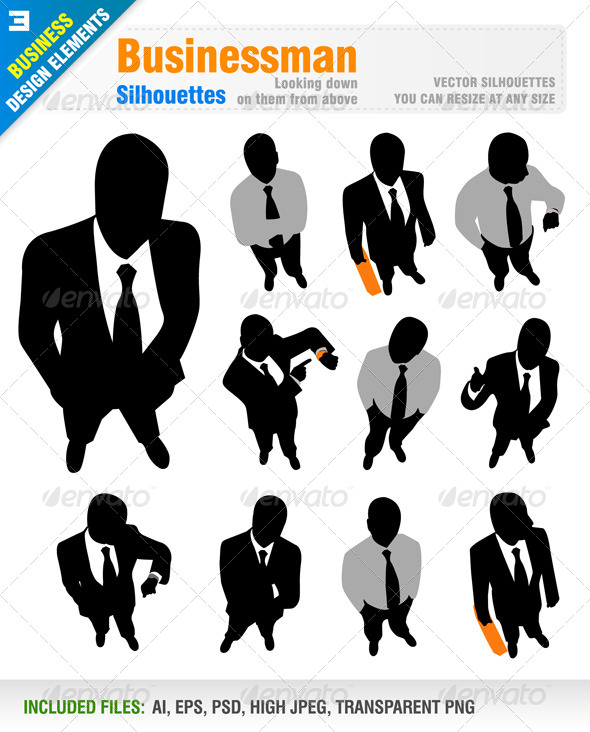 GraphicRiver Businessman 5577000