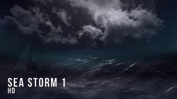 VideoHive Sea Storm 1 5529409